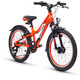s'cool troX urban 20 7-S alloy Neon Orange